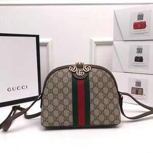 Gucci Ophidia GG Small Should290692